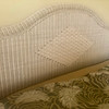 6 Piece Wicker Bedroom Set Headboard2