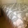 6 Piece Wicker Bedroom Set headboard