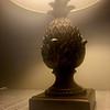 Table Lamp, Pineapple Theme
