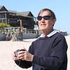 John Lovell, long timeshare resident and kite flyer extraordinaire, from Hartford CT.