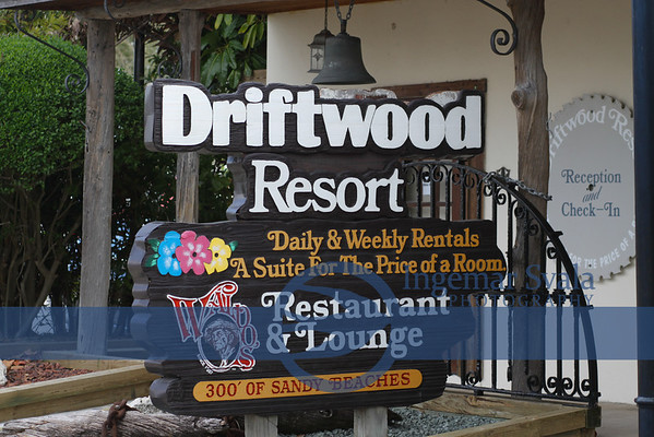 Vero Beach's Driftwood Resort, A great place to be-February and March 2011