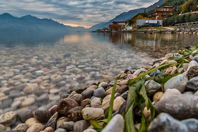 Lake Garda in Verona.