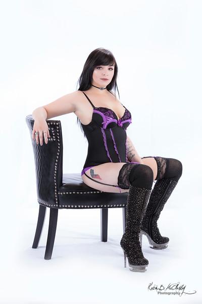 Model: Veronica Love