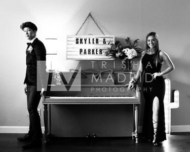 2016 Prom - Skyler & Parker