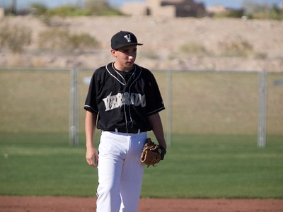 Baseball Verrado Frosh vs LaJoya 3/23/2012