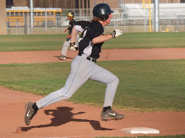 Baseball Verrado JV vs. Kellis 4/30/2009