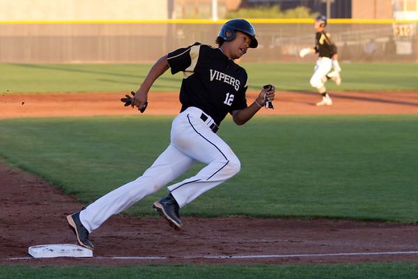 Baseball Verrado Varsity vs Agua Fria 3/21/2014