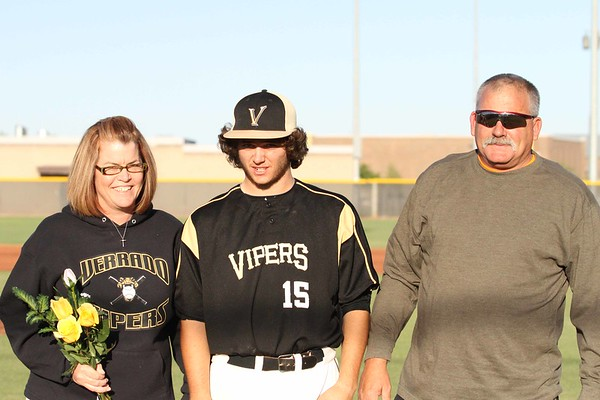 Baseball Verrado vs Shadow 2013