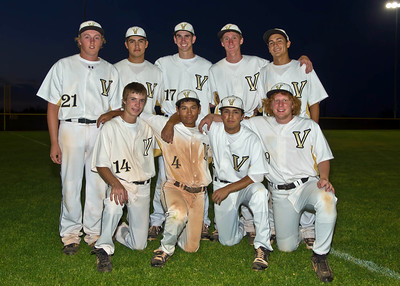 Baseball Verrado Varsity vs Sierra Linda 4/28/2011