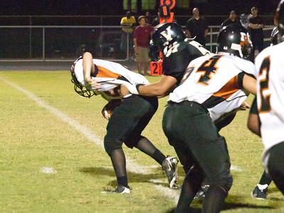 Football Verrado Varsity vs Desert Edge 10/15/2010
