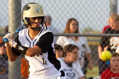 Softball Verrado Varsity vs Desert Edge 4/17/2014
