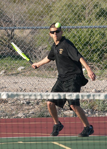 Tennis Boys vs Paradise Valley 3/4/2010