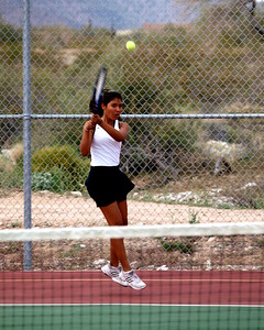 Tennis Verrado Girls vs. Glendale 3/5/2009