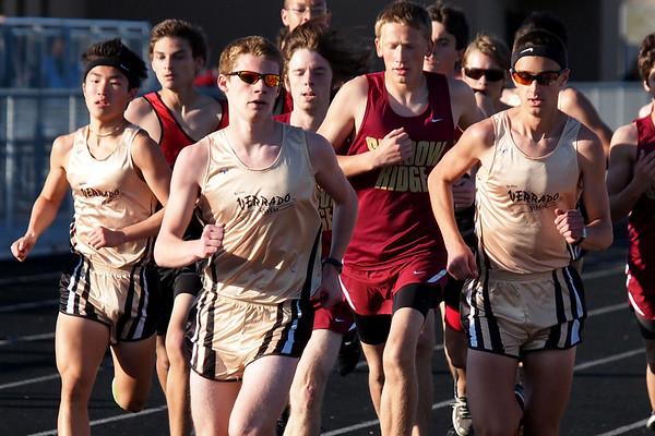 Track and Field vs Bradshaw Mountain and Shadow Ridge