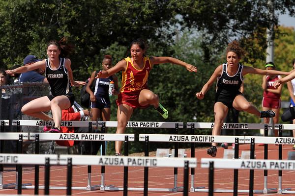Verrado Track and Field-Covina Invitational 2014