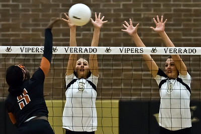 Volleyball vs Copper Canyon 2014