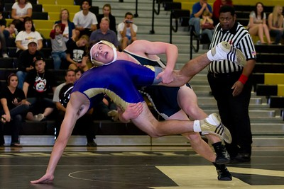 Wrestling Verrado vs Queen Creek 11/22/2011