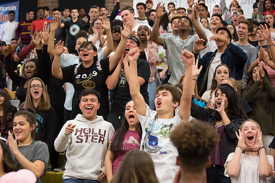 VHS Spring Pep Assembly