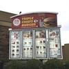 The Triple CHIEFS burger!  That's Kansas City Chiefs.