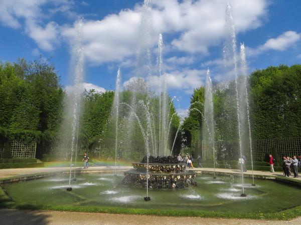 Gardens of Versailles April 2017