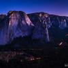 Evening Glow from El Cap