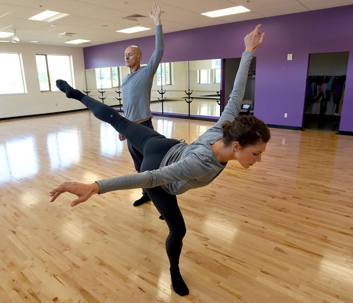 Vertical Migration Experiment Dance