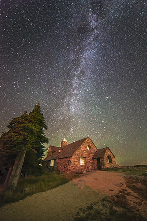 Galactic Chimney Smoke