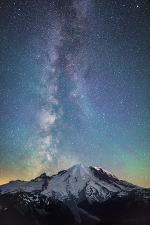 Mt. Rainier Eruption