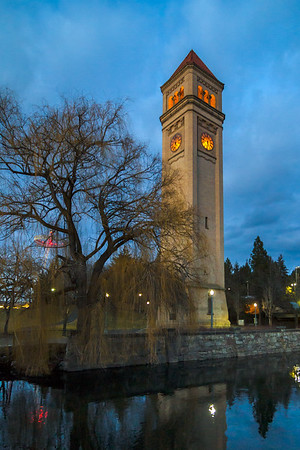 Clocktower Blue