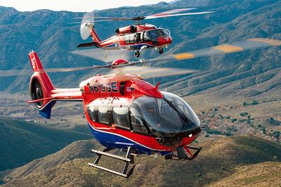 Dan Megna, H145 and UH60 Blackhawk, SDG&E