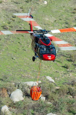 Dan Megna, UH60 Blackhawk, SDG&E