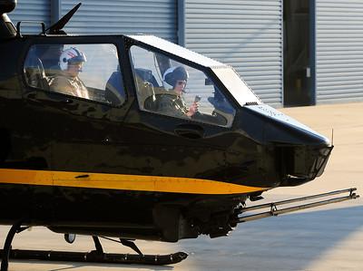 Skip Robinson, AH1F Cobra, US Army