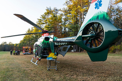 Sheldon Cohen, EC135, Metro Aviation