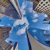 57th and 5th Avenue, Solow Building, Midmorning, Vertical Vertigo NYC Series