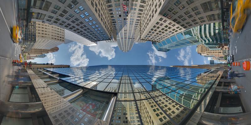 Vertical Vertigo NYC