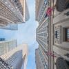 Helmsley Building and Park Avenue, Vertical Vertigo NYC Series