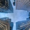 Park Avenue and 49th Street, Blue Hour, Vertical Vertigo NYC Series