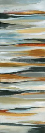 Metallic Dreams-Ridgers, 60x20 canvas (AEAZAS15-5-01)