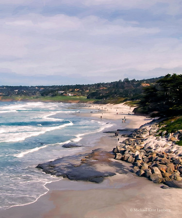 Morning in Carmel