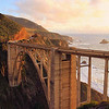 Bixby Bridge Sunset