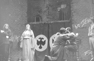 Merchant of Venice - Bloomsbury Theatre 1982