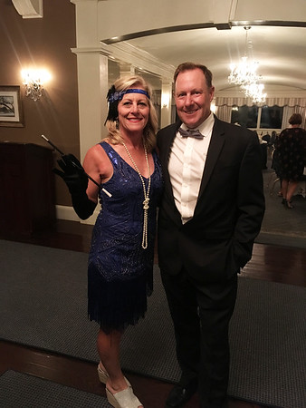 Vesper was roaring for charity with The Great Gatsby Casino Night extravaganza - September 22, 2018