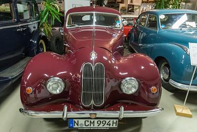 Bristol 400 (1948), in Merks Motor Museum, Nürnberg