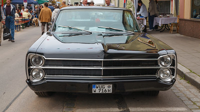 Plymouth Sport Fury Hardtop Coupé (1967) in Pappenheim