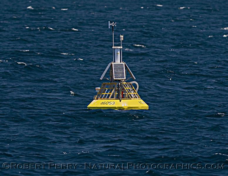 NOAA East Channel weather buoy 46053 - 2021 06-24 SB Channel--002