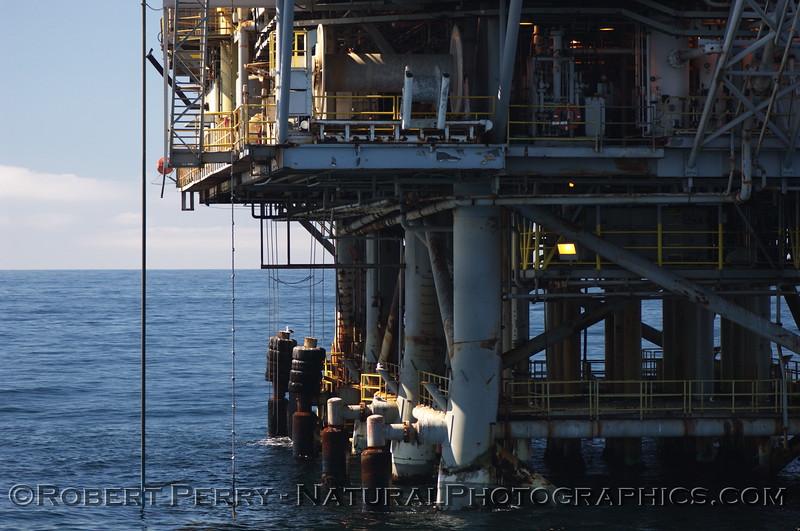 Platform Habitat below decks.