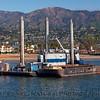 vessel dredge operations 2010 02-20 Sta Barbara Harbor - 006