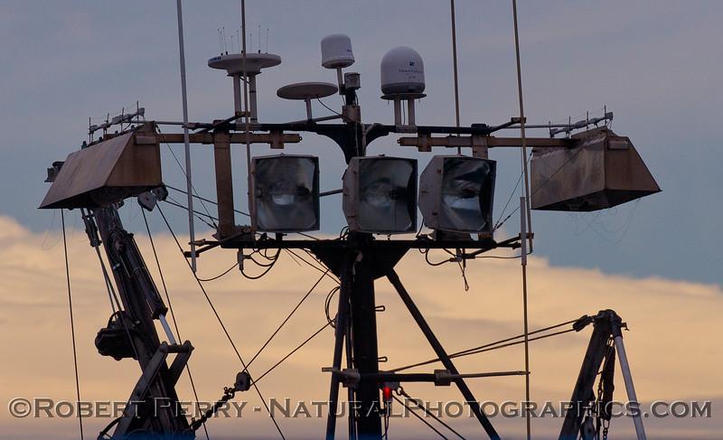 vessels lights on squid seiner 2011 11-11 Ventura Hbr- 024