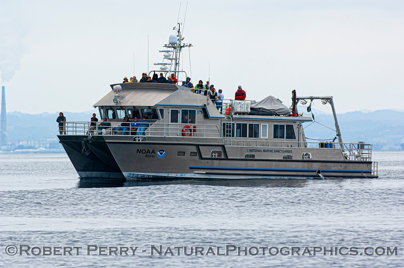 vessel Fulmar NOAA Sanctuary 2007 08-26 Monterey--006