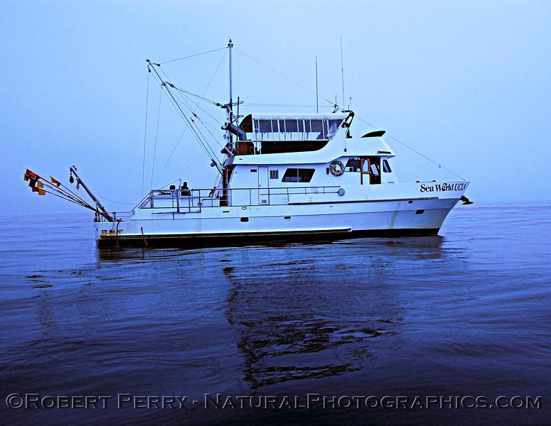 vessel RVSea World UCLA 2004 08-16 Pt Dume--008